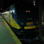 メープル街道のツアーによく含まれているVIA鉄道コリドー号は乗る価値あり?ビジネスクラスとエコノミークラスの違いは?