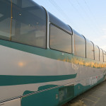 VIA鉄道カナディアン号 乗車記その3 パノラマカーとパークカー