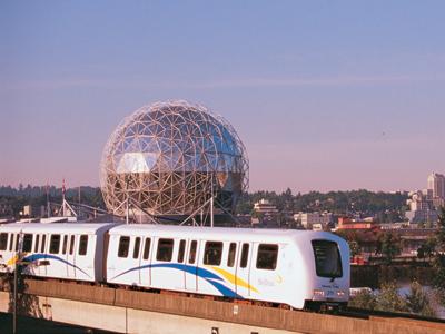 バンクーバーの観光地のほぼ全てにアクセス可能!バンクーバーの公共交通機関トランスリンク