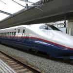 Nagano Shinkansen, direct access to Nagano and Karuizawa from Tokyo.