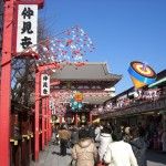 How to access to Asakusa. Can we get Asakusa by Japan Rail Pass?