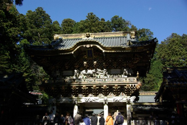 Nikko Toshogu (日光東照宮) is the most famous shrines in Nikko.