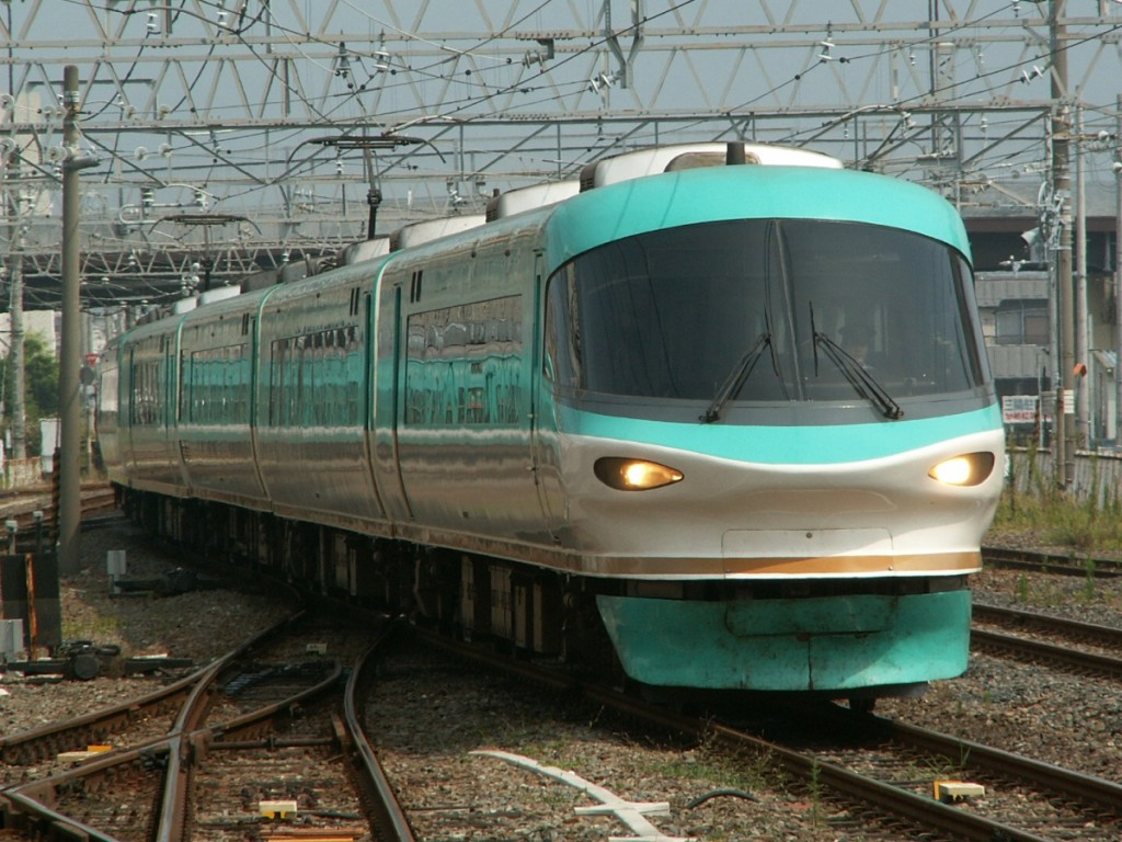 Limited express train Ocean Arrow