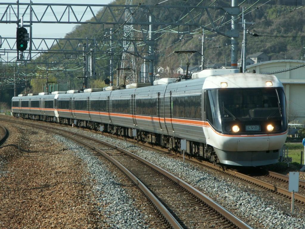 """Limited Express """"Shinano"""""""