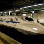 What is Shinkansen (bullet train)?  Most convenient and the fastest train service throughout Japan.