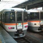 Access to Fuji, Shizuoka and Kofu. Limited Express Fujikawa