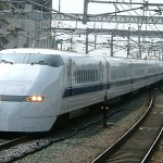 300 series was a standard train on Tokaido and Sanyo Shinkansen for a long time.