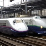Tohoku and Joetsu Shinkansen image gallery. Check the interior and accommodations.