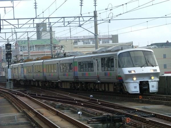 Some of Nichirin and Hyuga are operated by 783 series.