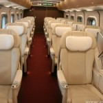 More chance to get Gran Class on Tohoku Shinkansen on Nov 19, 2011