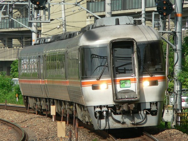 KIHA 85 series for Limited Express Wide View Hida