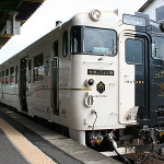 Most popular train in Kyushu now! Access to Ibusuki from Kagoshima, Limited Express Ibusuki no Tamatebako
