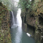 How to access to Takachiho by bus. How much can we use Japan Rail Pass?