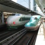 My trip from Osaka to Aomori via Tokyo, Matsushima and Kakunodate on March 19, 2012 by Tokaido, Tohoku and Akita Shinkansen