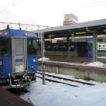 My trip from Hakodate to Ueno (Tokyo) on March 20, 2012 by sleeper train Hokutosei