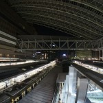 Osaka station guide. How to change JR trains, subway trains and other private railways