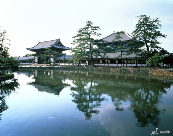 Todaiji is one of the popular spot in Nara. ©Nara Prefecture/©JNTO
