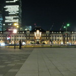 Trip to Tohoku and Nagano in 2013 winter – Part 2, Tokyo station