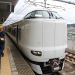 Direct transfer to Kinosaki from Osaka, Limited Express Kounotori