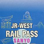 Sanyo Area Pass. Good deal for the tourist who visits Kansai, Hiroshima and Hakata