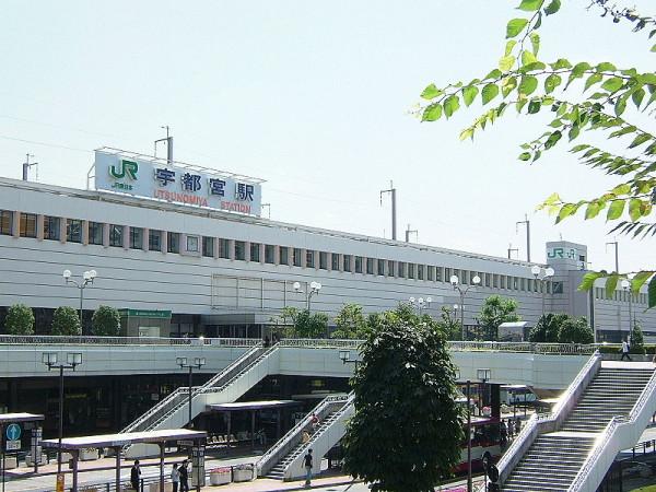 (C) JR Utsunomiya Station - Tnk3a