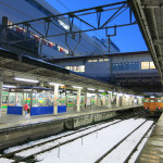 Takasaki station guide. It's junction to Nagano, Niigata, Kusatsu and Tomioka Silk Mill.