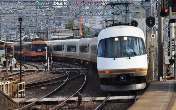 Kintetsu Railway has the biggest limited express train network in all private railway companies.