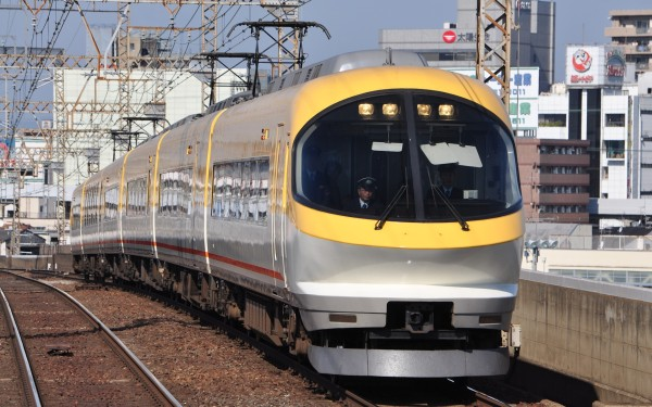 Ise-Shima Liner 23000 series is used for limited express to Ise area.