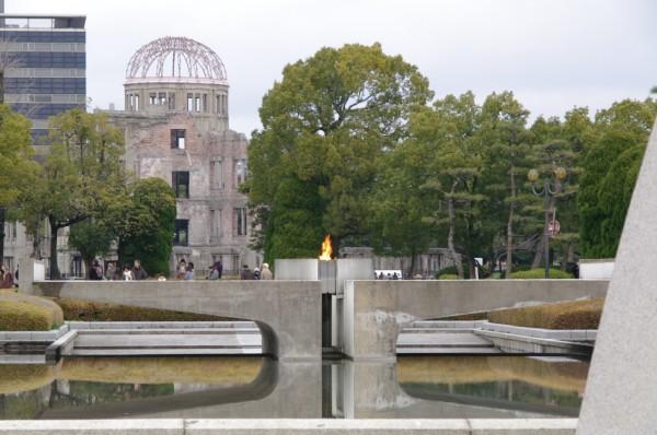 Hiroshima Peace Memorial Park is one of Must-See in Hiroshima. ©Yasufumi Nishi/©JNTO
