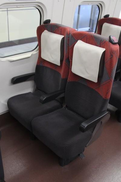 Ordinary class seat (C) Jonathan Ayre