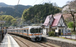 JR Gotemba line local train