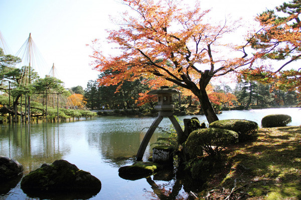 Kentrokuen garden is one of three best Japanese Gardens.  ©JTA/ ©JNTO