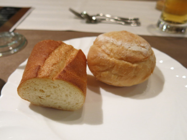 Homemade bread. Actually this is one of the best bread in my life.