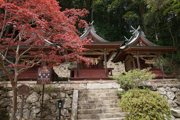 There are many other Hase-dera temples in Japan. This Hase-dera temple is sometimes called Yamato-Hase dera. (C) 663highland  [GFDL , CC-BY-SA-3.0 or CC BY 2.5 ], via Wikimedia Commons